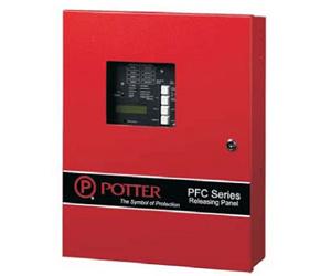 Tủ điều khiển xả khí potter